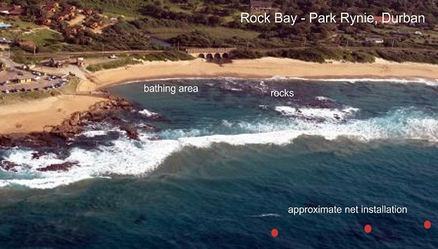 rocky bay arial
